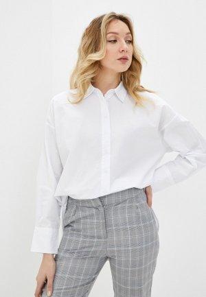 Рубашка DeFacto. Цвет: белый