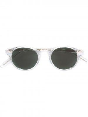 Солнцезащитные очки Cutler & Gross. Цвет: нейтральные цвета