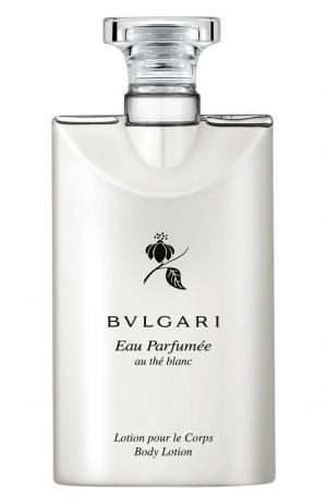 Лосьон для тела au Blanc BVLGARI. Цвет: бесцветный