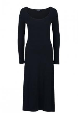 Платье JOSEPH. Цвет: черный