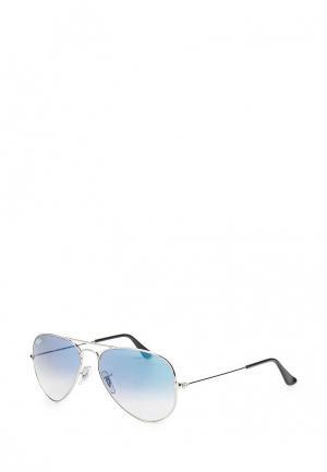 Очки солнцезащитные Ray-Ban® RB3025 003/3F. Цвет: разноцветный