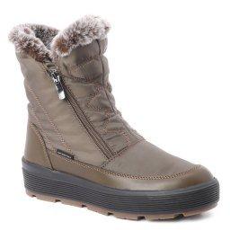 Ботинки 4716 серо-коричневый ANTARCTICA