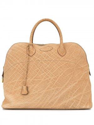Сумка-тоут Bolide 45 pre-owned Hermès. Цвет: коричневый
