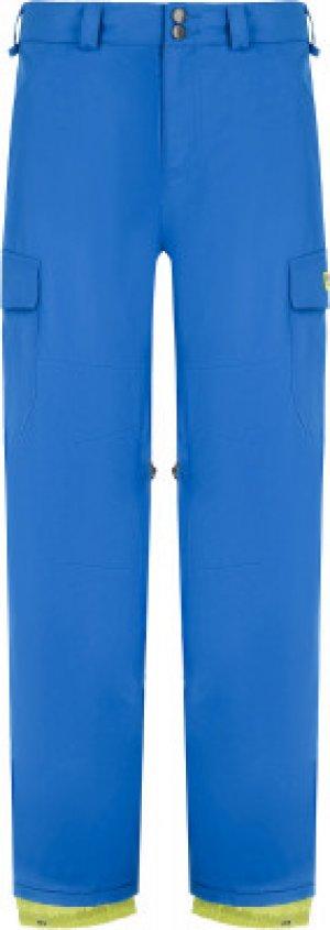 Брюки утепленные мужские Cargo, размер 52-54 Burton. Цвет: синий