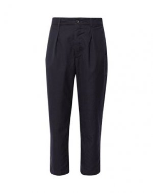 Повседневные брюки ENGINEERED GARMENTS. Цвет: темно-синий
