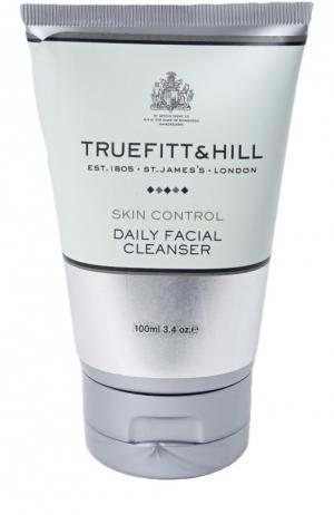 Очищающее средство для лица Truefitt&Hill. Цвет: бесцветный