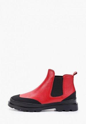 Ботинки Camper Brutus. Цвет: красный