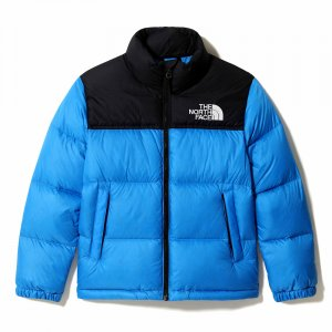 1996 Retro Nuptse Jacket The North Face. Цвет: синий