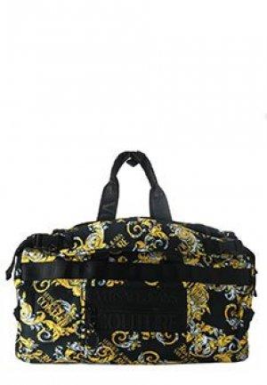 Дорожная сумка VERSACE JEANS COUTURE. Цвет: разноцветный