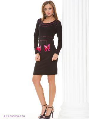 Платье Etincelle. Цвет: черный (осн.)