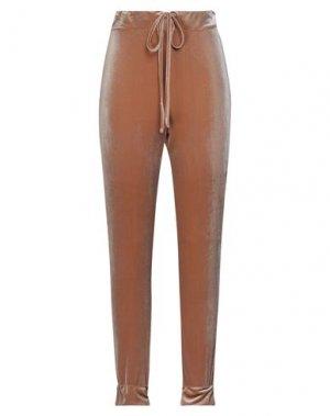 Повседневные брюки H2O ITALIA. Цвет: песочный