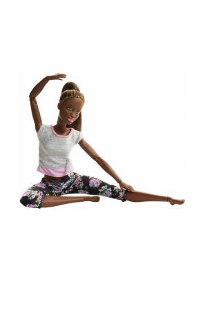 Барби (Йога) Barbie. Цвет: коричневый
