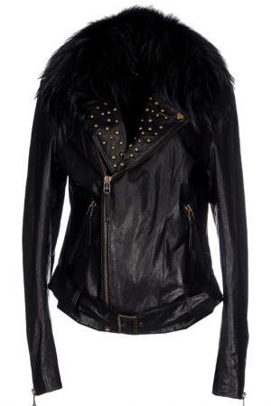 Куртка BeaYukMui. Цвет: черный