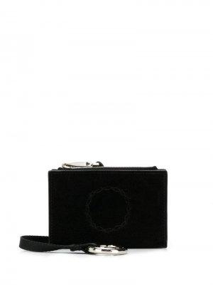 Бумажник с ремешком 1017 ALYX 9SM. Цвет: черный