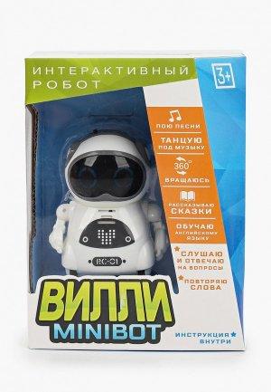 Робот Woow Toys. Цвет: белый