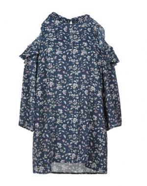 Блузка DRY LAKE.. Цвет: синий