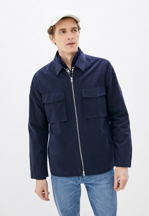 Куртка Gant Exclusive for Lamoda. Цвет: синий