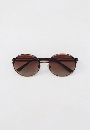 Очки солнцезащитные Havvs HV68026. Цвет: черный