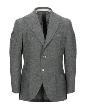 Пиджак TOMBOLINI. Цвет: темно-зеленый