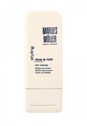 Воск для укладки Marlies Moller StylIng моделирования волос, 100 мл. Цвет: белый