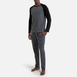 Пижама La Redoute. Цвет: черный