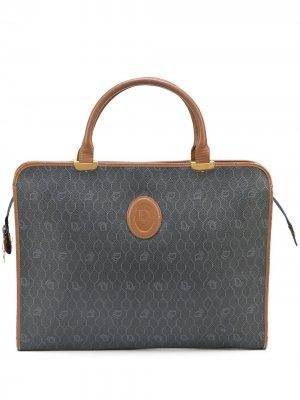 Портфель Honeycomb pre-owned Christian Dior. Цвет: черный