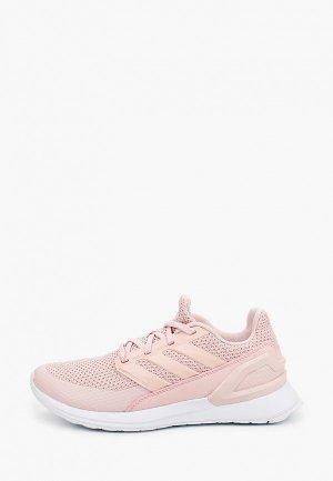 Кроссовки adidas RAPIDARUN. Цвет: розовый