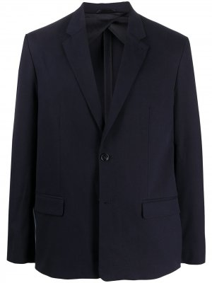 Однобортный пиджак Harrison Filippa K. Цвет: синий