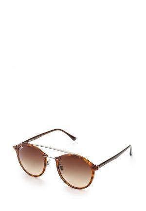 Очки солнцезащитные Ray-Ban® RB4266 620113. Цвет: коричневый