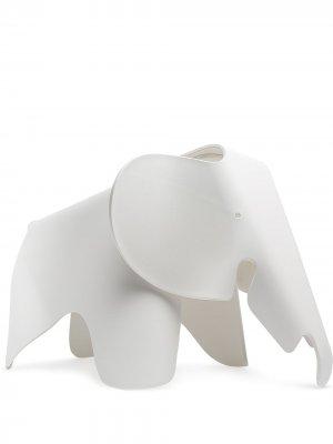 Фигурка Eames в виде слона Vitra. Цвет: белый