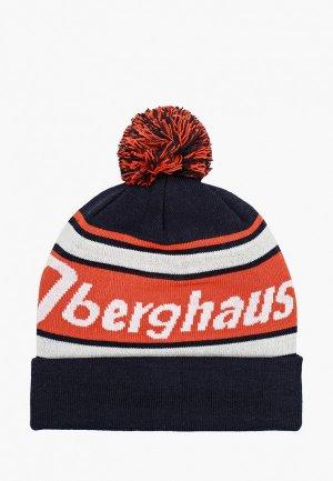 Шапка Berghaus. Цвет: разноцветный