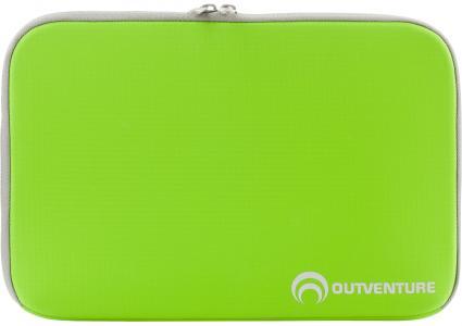 Кейс для ноутбука и планшета 13 Outventure. Цвет: зеленый
