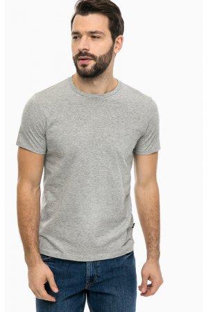 Комплект футболок Wrangler. Цвет: серый, синий