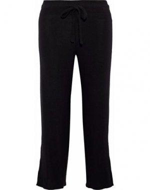 Повседневные брюки LNA. Цвет: черный