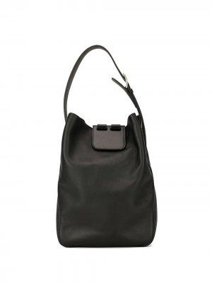 Сумка на плечо Virevolte pre-owned Hermès. Цвет: черный