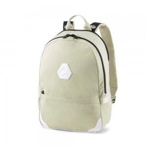 Рюкзак Dassler Legacy Backpack PUMA. Цвет: бежевый
