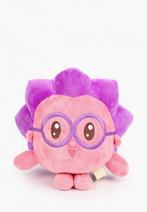 Игрушка мягкая Мульти-Пульти «Малышарики, Ёжик», 15 см. Цвет: розовый