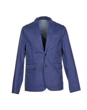 Пиджак BEN SHERMAN. Цвет: пастельно-синий