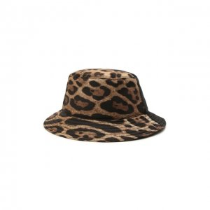 Панама Dolce & Gabbana. Цвет: леопардовый