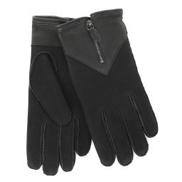 Перчатки ANTHONY черный AGNELLE