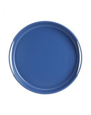 Поднос BITOSSI HOME. Цвет: ярко-синий