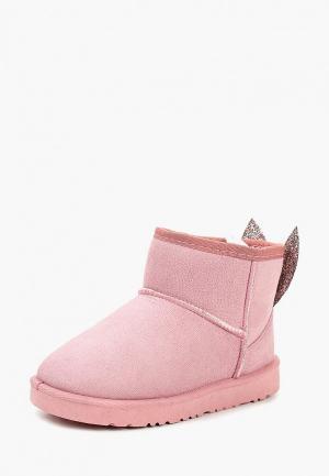Полусапоги Modis. Цвет: розовый