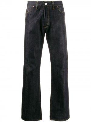 Расклешенные джинсы Junya Watanabe MAN. Цвет: синий