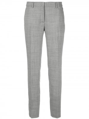 Зауженные брюки со складками Akris