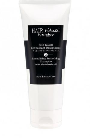 Шампунь для волос с маслом макадамии Hair Rituel by Sisley. Цвет: бесцветный