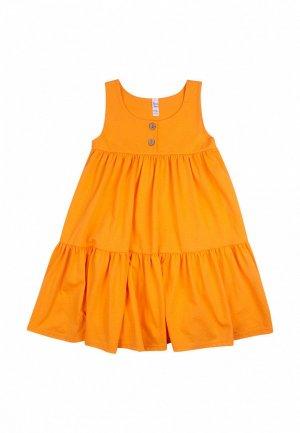 Сарафан Bossa Nova. Цвет: оранжевый
