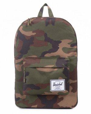 Рюкзак Classic Herschel. Цвет: зеленый