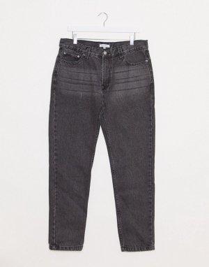 Черные зауженные джинсы -Черный цвет Bellfield