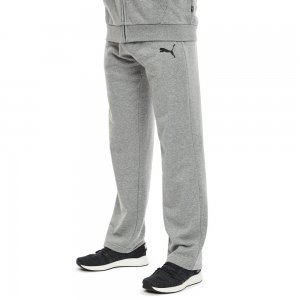 Штаны Essentials Sweat Pants PUMA. Цвет: серый