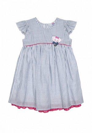 Платье Bell Bimbo. Цвет: голубой
